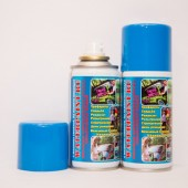 Меловая смываемая краска Waterpaint (синий)